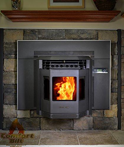 Comfortbilt HP22i Pellet Stove/Fireplace Insert 42,000 Btu