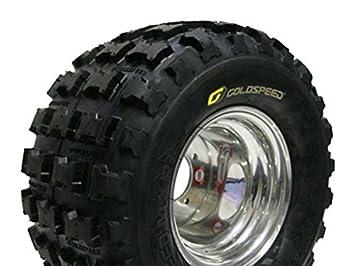 goldspeed 20 x 10 x 9 MXR (ppm) E4 39 N 6PR Quad Neumático: Amazon.es: Coche y moto