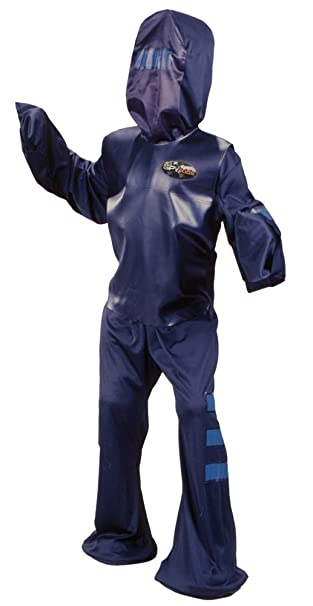Amazon.com: Boys – Spy Kids Ninja completa LG – Disfraz para ...