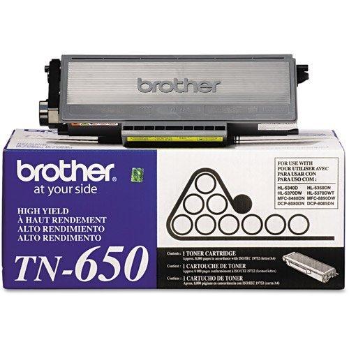 BRTTN650 Brother Yield Black Cartridge