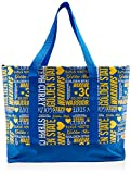 FOCO Golden State Warriors Curry S. #30 Womens Collage Tote