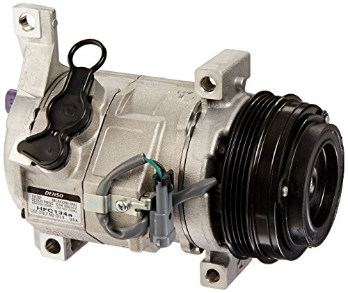 DENSEN 471-0316 New Compressor with Clutch