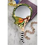 Madison Collection Lochloy House Fairy Hand Mirror