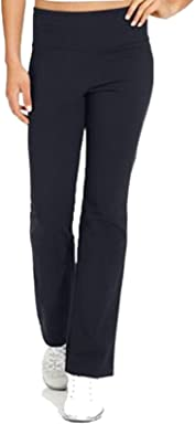 Style & Co. Womens Petites Solid Pull On Yoga Pants