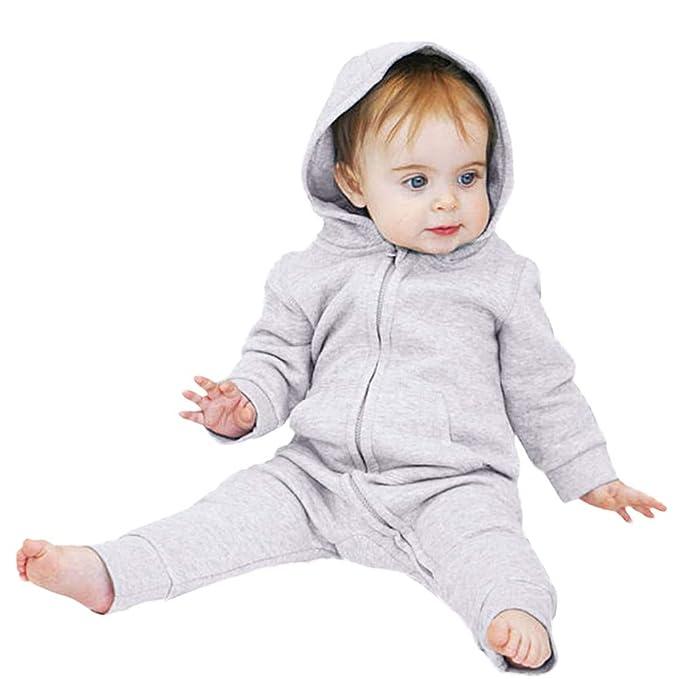 BBsmile Ropa de bebé Recién Nacido Conjuntos de Trajes Mono de ...