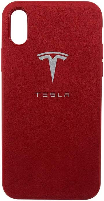 Tesla Motors Logo Electric Cars iphone case
