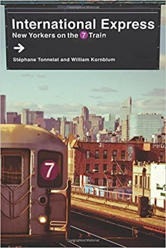 International Express: New Yorkers on the 7 Train: Stéphane Tonnelat