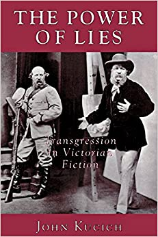 Book The Power of Lies: Transgression, Class, and Gender in Victorian Fiction