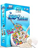Isolicious Grass Fed Whey Protein Isolate 1.6 lb Box Fruity Cereal Flavor