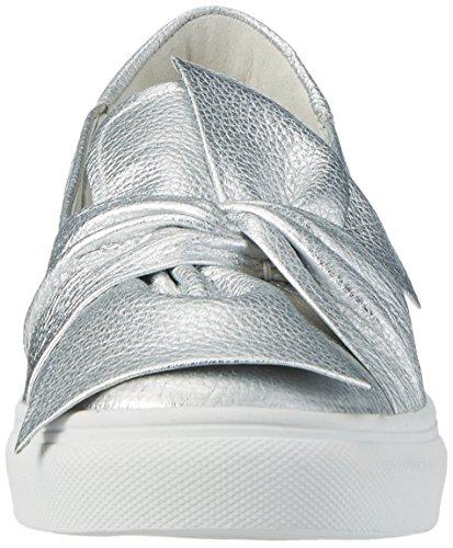 Kennel und Schmenger Baskets Femme Argenté (Light Silver Sohle Weiss) 9Ha4QZ20Ed