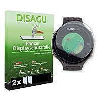 2 x DISAGU Armor screen protector for Garmin Approach S6 screen fracture protection film