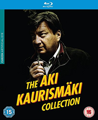 Aki Kaurismaki Collection (10 Disc set with 17 movies and 9 shorts) [Blu-Ray Region B Import - UK] by Artificial Eye