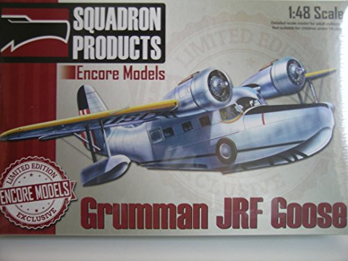 encore-models-1-48-scale-limited-edition-release-of-the-grumman-jrf-goose-plastic-model-kit