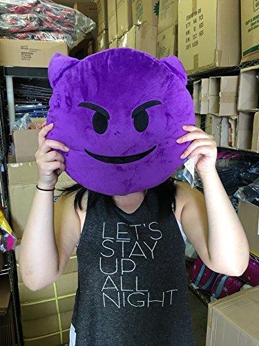 Amazon.com: Emoji Emotion Plush Pillow 13