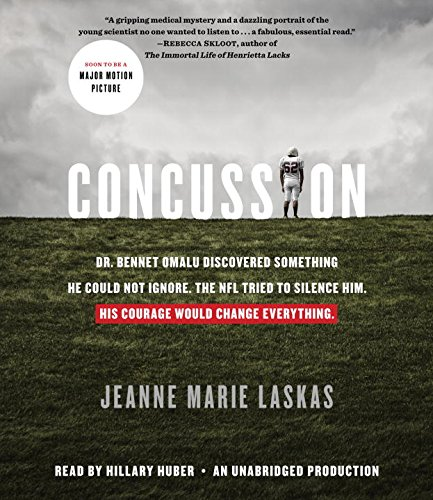 Concussion (Movie Tie-in Edition) by Random House Audio
