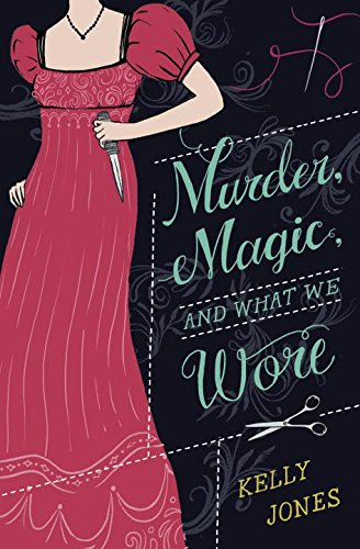 Murder, Magic, and What We (1800's Female Costumes)