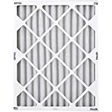 BestAir BA2-1620-8 Furnace Filter, 16 x 20 x 2, MERV 8, 6 pack