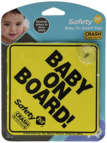 Safety 1st Señal de Bebe a Bordo