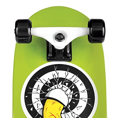 Santa Cruz Simpsons Homer One Micro Cruzer Skateboard (8.3 X 26-Inch) : Longboard Skateboards : Sports & Outdoors