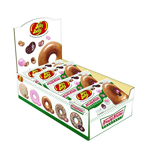 Krispy Kreme Doughnuts Jelly Beans Mix 1 oz Bag (24 count case)