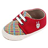 Baby Girls Toddler Flower Lace Canvas Sneakers First Walkers Soft Shoes