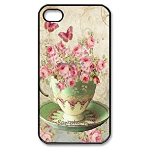 Rose For Iphone 4/4S Case Cover By Hyrenee