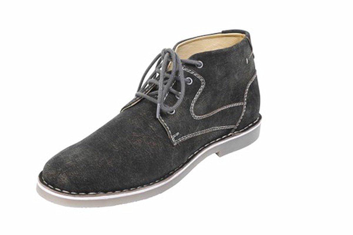 Marjo - Zapatillas de Ante para Hombre marrón 47 EU -