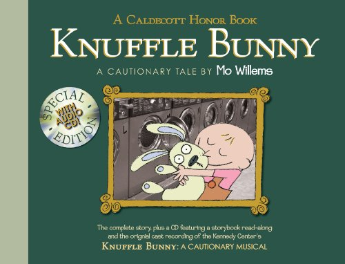 Knuffle Bunny: A Cautionary Tale Special Edition (Knuffle Bunny Series)