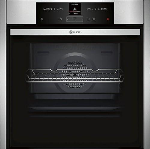 Neff BCR 4522 N - Horno (71L, Eléctrico, 71L, Integrado, Acero inoxidable, Tocar): Amazon.es: Grandes electrodomésticos
