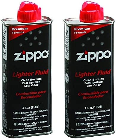 Zippo 494 Lighter Fluid 2 Pack product image