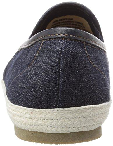 GBX Men's Dart Slip-on Loafer, Red, 7 M US Navy