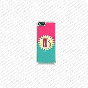 Krezy Case Monogram iPhone 6 Plus Case, Monogram iPhone 6 Plus Cover, Custom iPhone 6 5.5 inch Cases, Cute monogram iPhone 6 Plus Case