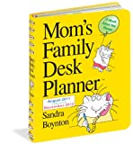 Mom's Family 2012 Desk Planner