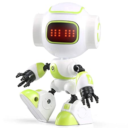 ZYLFN Robot Inteligente Toyt para los niños, Robot RC para ...