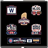 Chicago Cubs 2016 World Series Champions Commemorative Pin Set - Limited to 5,000