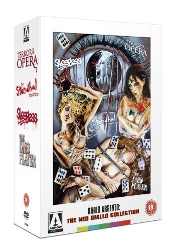 Dario Argento: Neo Giallo Collection [DVD] by Cristina Marsillach B01I05KLAK