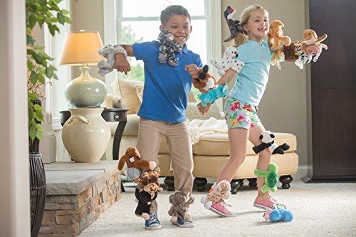 51PujPrRVCL - Wild Republic Huggers Unicorn Plush, Slap Bracelet, Stuffed Animal, Kids Toys, Unicorn Party Supplies, 8 inches