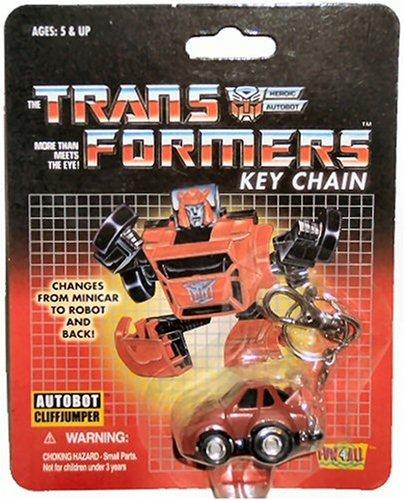 Transformers Cliffjumper Heroes of Cybertron Keychain G1 Figure