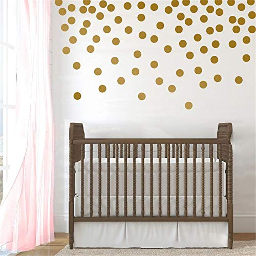 Vinyl Removable Wall Stickers Mural Decal Polka-Dot for Living Room Kids - Mural Polka Dot