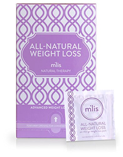M'lis All Natural Weight Loss 28 Weight Loss Packs by M'lis