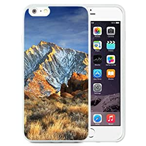 New Custom Designed Cover Case For iPhone 6 Plus 5.5 Inch With Alabama Hills Nature Mobile Wallpaper (2) Phone Case