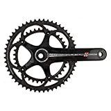 52 39 crankset - Campagnolo Super Record Carbon Ti Ultra-Torque 11 Speed Double Standard 39/52 Crankset 172.5mm