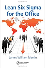 Lean Six Sigma for the Office (Resource Management) Hardcover