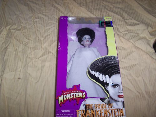 The Bride of Frankenstein Universal Studios Monsters