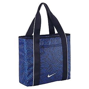 Nike Legend Track Tote Obsidian/Game Royal/Metallic Silver Tote Handbags