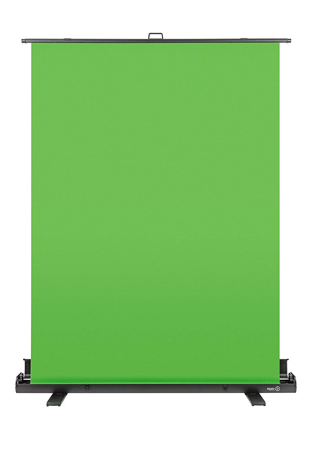 Elgato Green Screen — Collapsible chroma key panel for background