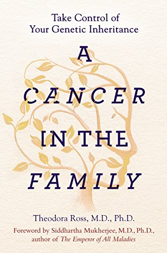 A Cancer In The Family  Take Control Of Your Genetic Inheritance