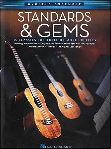Amazon Standards Gems Ukulele Ensemble Series Early