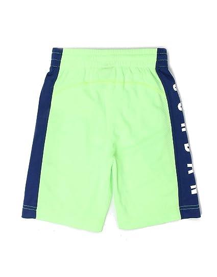 c83a4768c4 Amazon.com  Air Jordan Boys  Highlight Basketball Shorts (Ghost ...