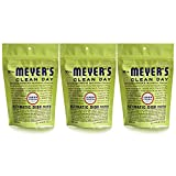 Mrs. Meyer's Clean Day Automatic Dish Packs, Lemon Verbena, 20 ct, 3 un